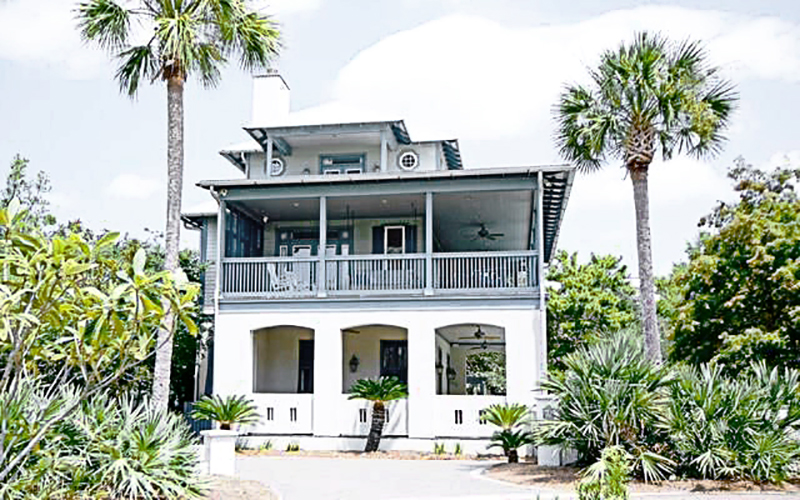 beach front properties at rosemary beach florida vacation home