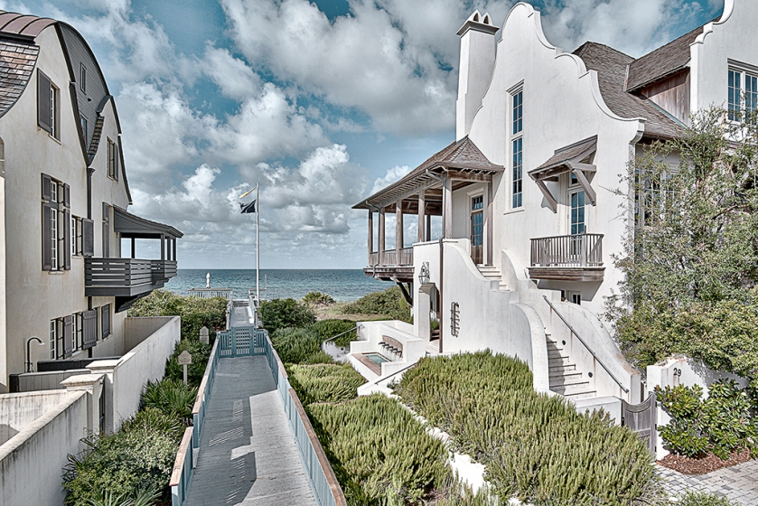 vacation rental properties at rosemary beach florida