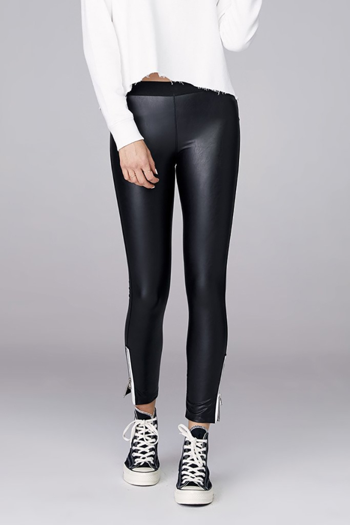 david lerner leather leggings
