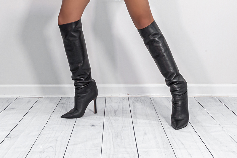 luxury fashion leather boots by tamara mellon