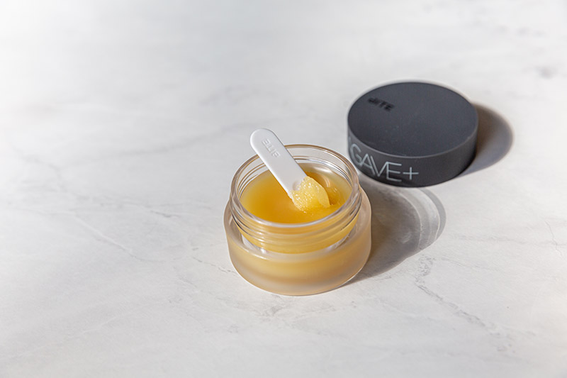 Agave+ nighttime lip therapy mask review