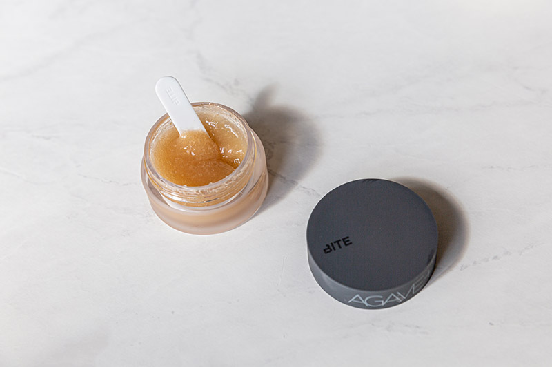 BITE Agave + Weekly lip scrub review