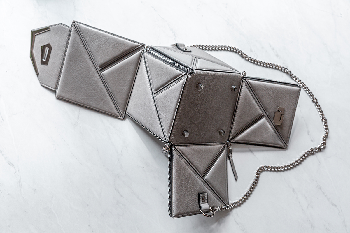 luxury fashion d.internoscia handbag review
