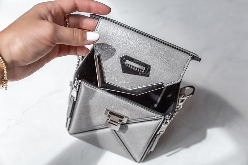 d.internoscia handbag jett cube open