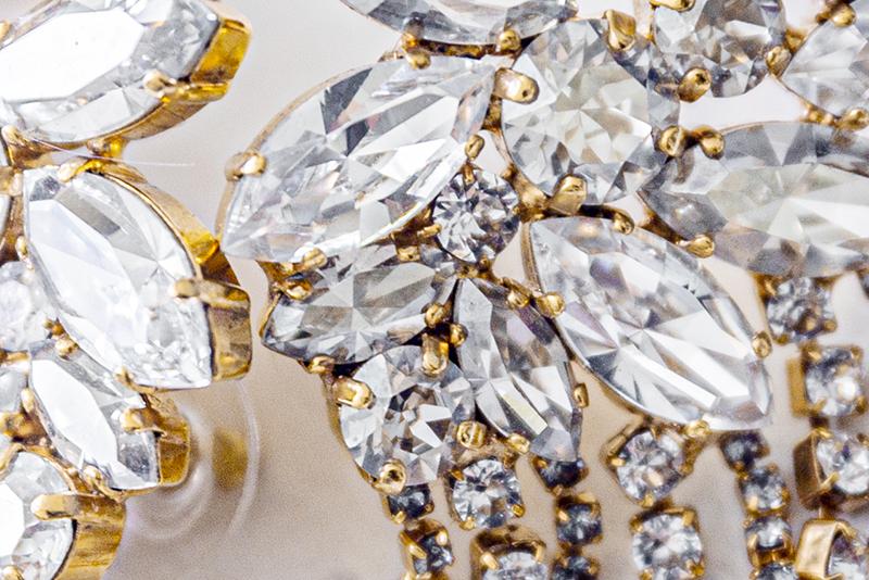 caprise decadent crystals closeup