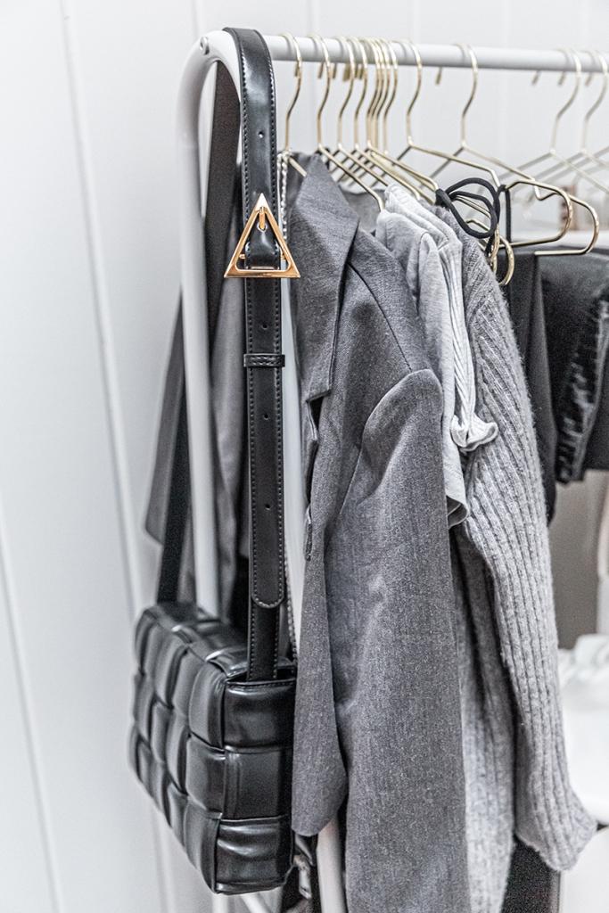 luxury blog closet