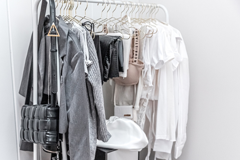 luxury fashion capsule wardrobe