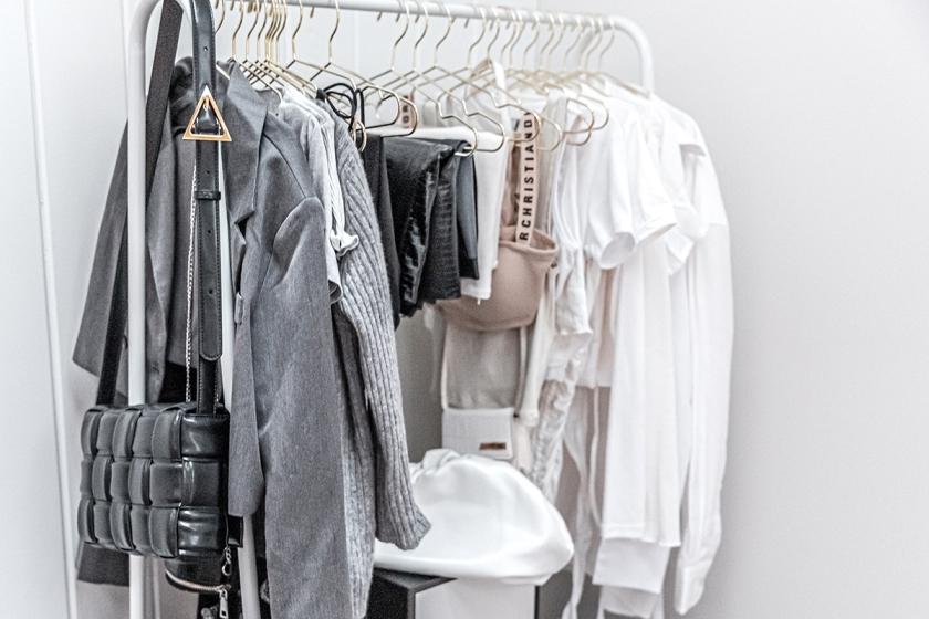 luxury fashion capsule wardrobe