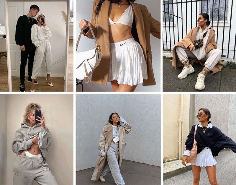 fall fashion trends 2020 luxury athleisure sporty style