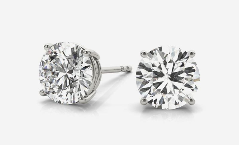 Stefano Navi diamond stud earrings review