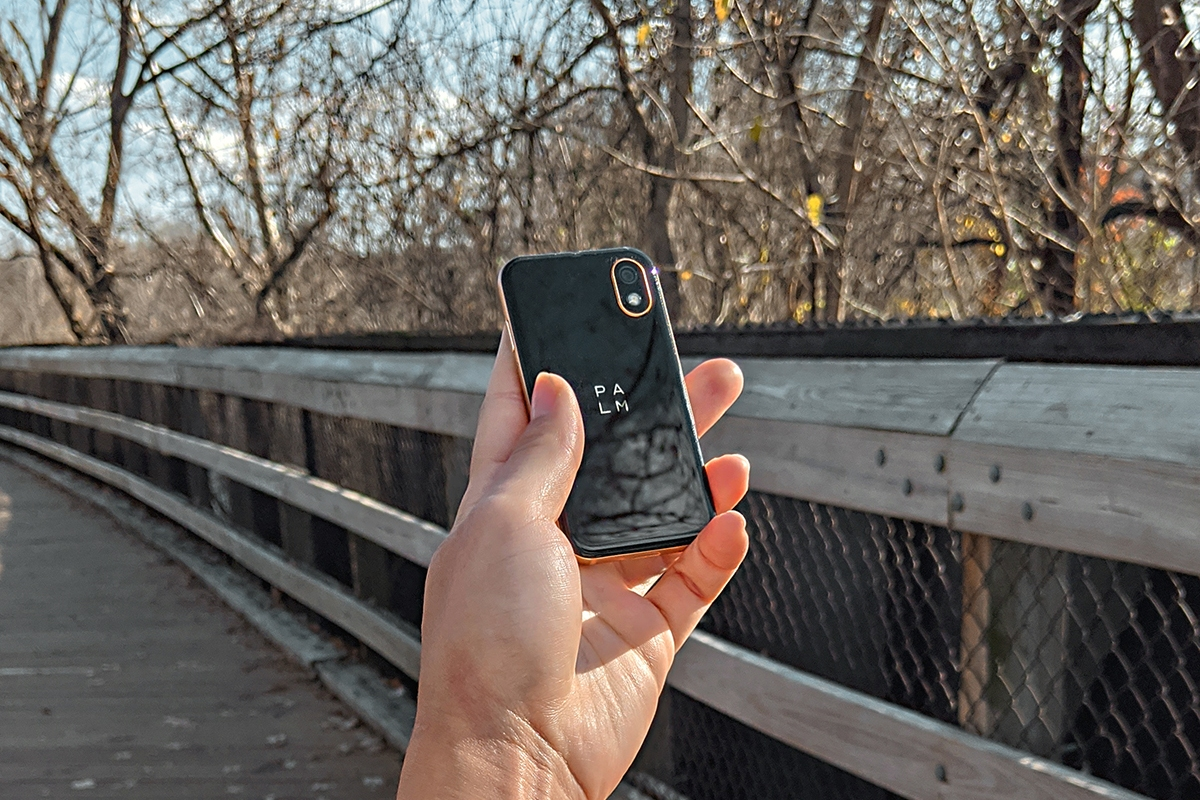 palm smartphone review