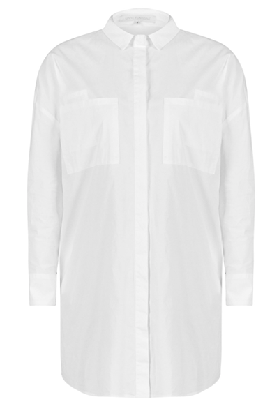 anne fontaine white blouse