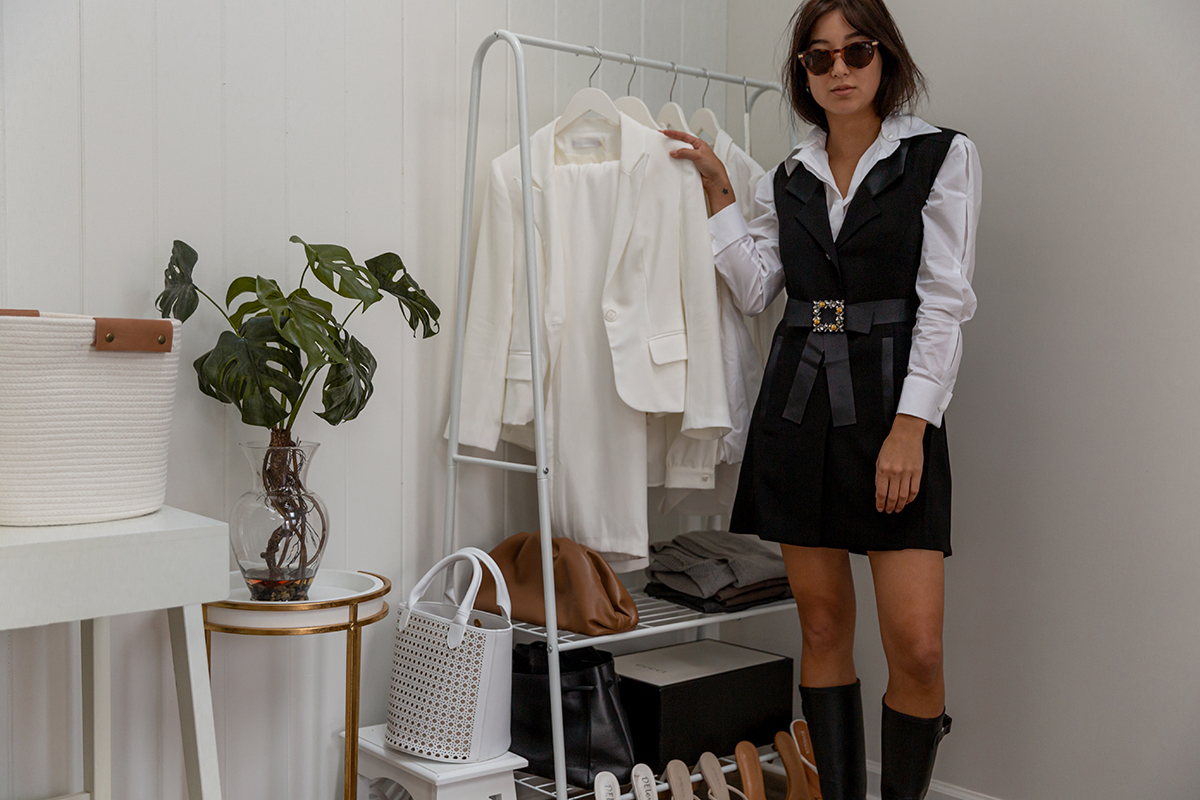 2021 new years fashion resolutions for minimal style and sustainable fashion