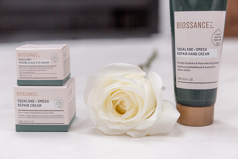 the essence of biossance, a radiant skincare review