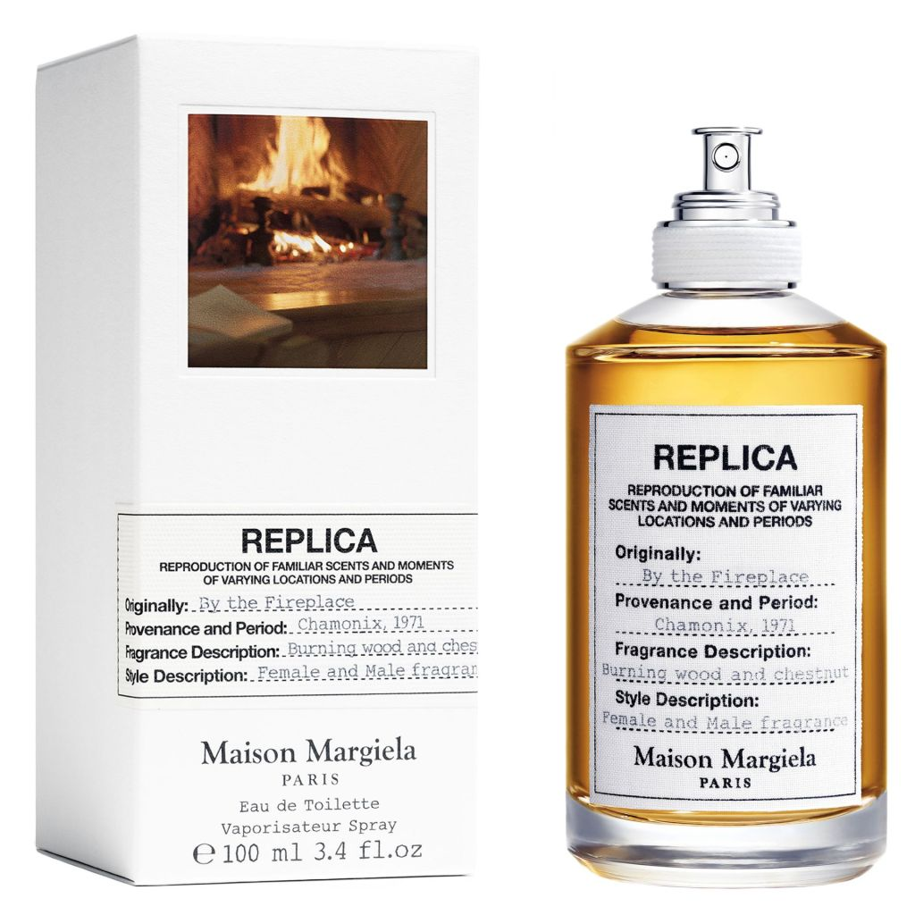 maison margiela replica by the fireplace review