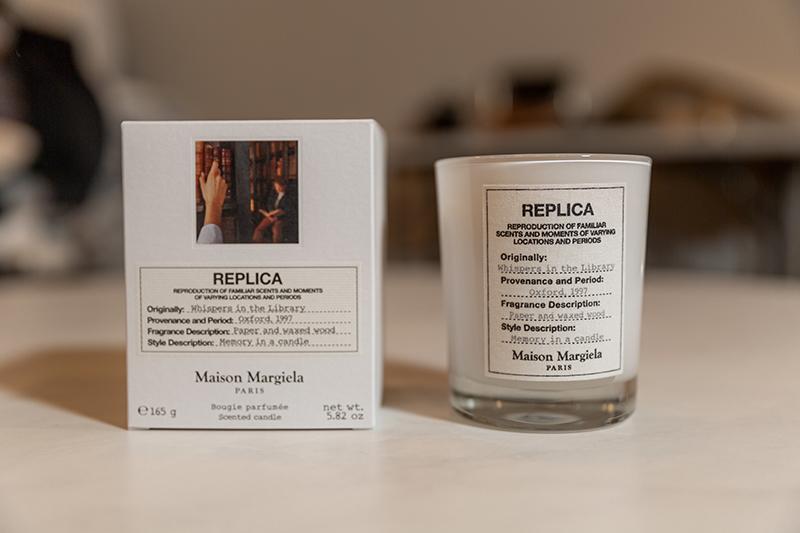 Maison Margiela Replica candels