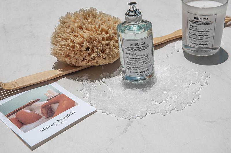 maison margiela replica bubble bath perfume