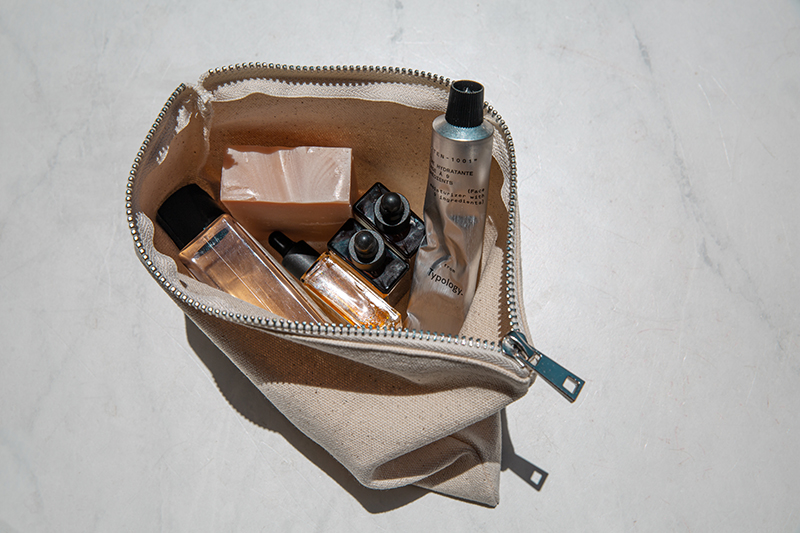 in my beauty bag  | typology paris skincare review