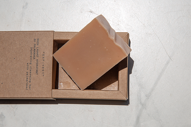 Typology Hydrating Cleansing Bar review